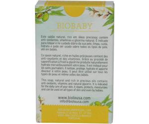 Savon naturel pour bébés - Biobaby