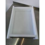 molde para 1 bloco de sabão artesanal