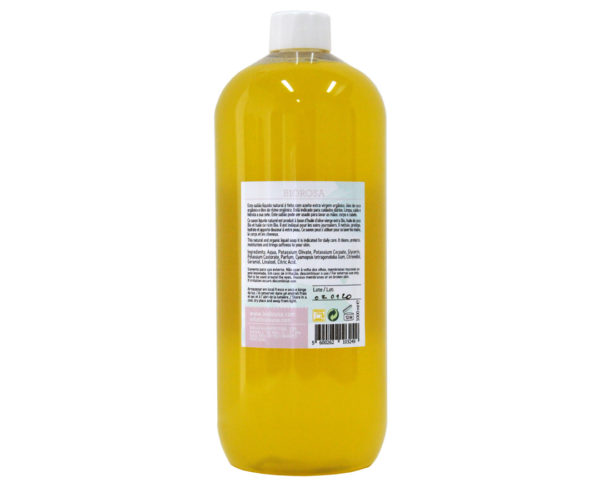 biorosa, sabão liquido biológico